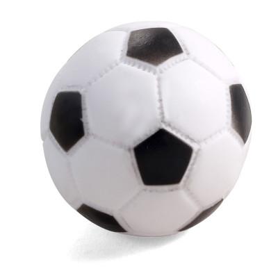 """Игрушка для собак из винила """"Мяч футбольный"""", d65мм"""