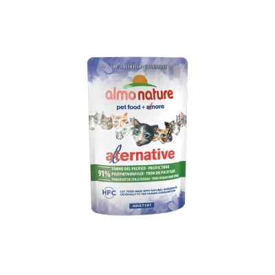 "Корм Almo Nature Alternative для кошек ""Тихо-океанский тунец"""