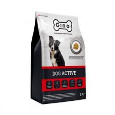 Корм Gina Denmark Dog Active для активных собак