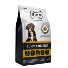 Корм Gina Denmark Puppy 28 для щенков с курицей