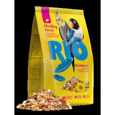 Rio Корм для средних попугаев в период линьки