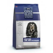 "Корм Gina Elite для собак ""Grain Free Adult Dog Lamb, Sweet Potato & Mint"""
