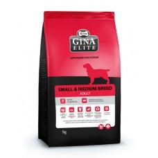 """Корм Gina Elite для собак мелких и средних пород """"Elite Small & Medium Breed Adult"""""""