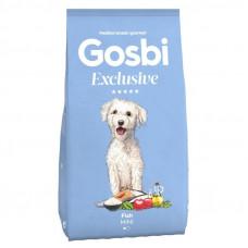 Корм Gosbi для собак мелких пород, с рыбой