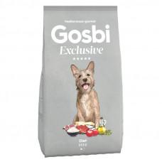 Корм Gosbi для собак мелких пород, склонных к избыточному весу, с курицей