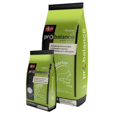 Корм Probalance для щенков Starter