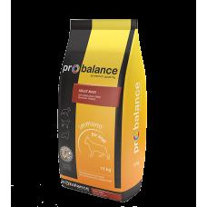 Корм ProBalance для взрослых собак крупных пород Immuno Adult Maxi