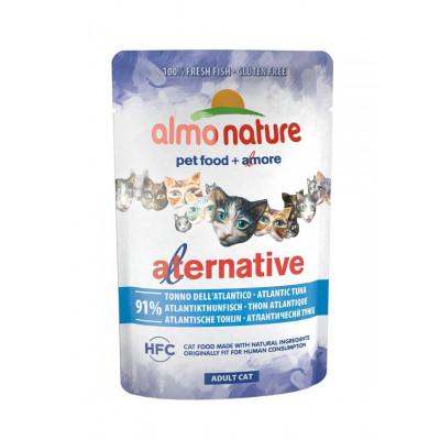 """Корм Almo Nature Alternative для кошек """"Атлантический тунец"""""""