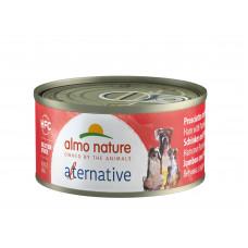 "Корм Almo Nature Alternative для собак ""Ветчина и пармезан"""