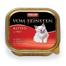Паштет Animonda для котят с говядиной