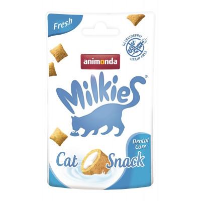 Animonda лакомство для кошек для очистки зубов