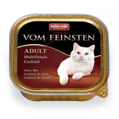 Паштет Animonda для кошек коктейль из разных сортов мяса