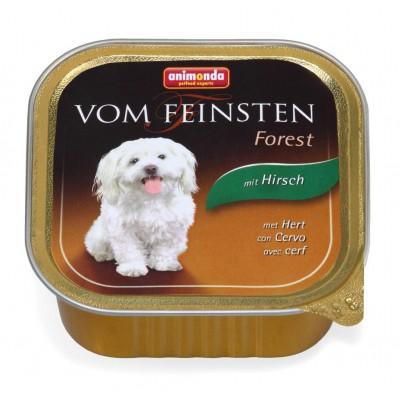 Vom Feinsten корм для собак с олениной