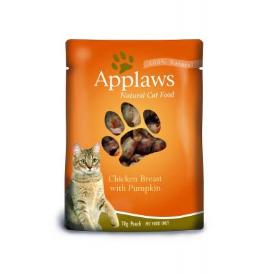 "Корм Applaws для кошек ""Курица и тыква"""