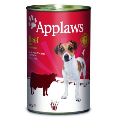 Корм Applaws для собак с говядиной и овощами