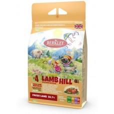 Корм Berkley №4 для собак мелких и средних пород ягнёнок с овощами, фруктами и ягодами