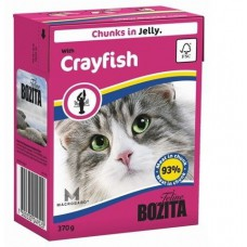 Bozita корм для кошек с лангустом в желе
