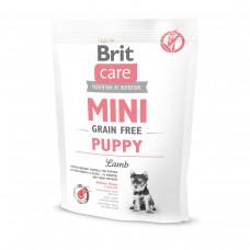 Корм Brit Care MINI Puppy для щенков миниатюрных пород с ягненком