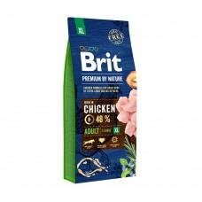 Корм Brit Premium by Nature для собак гигантских пород Adult XL