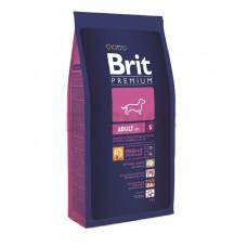 Корм Brit Premium для собак мелких пород (1-10 кг) 1-7 лет (Adult S)