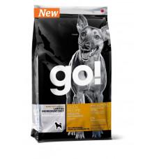 Корм GO! корм для щенков и собак с цельной уткой