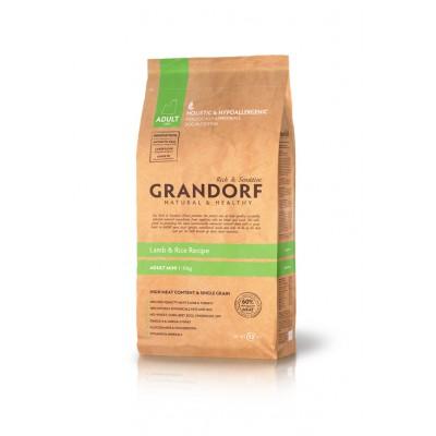 Корм Grandorf для собак мелких пород с ягненком и рисом