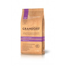 Корм Grandorf для собак крупных пород с ягненком и рисом