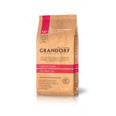 Корм Grandorf для собак средних пород с ягненком и рисом