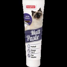 Beaphar мальт паста «Malt Pastе» для выведения шерсти для кошек
