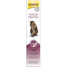 Gimcat Мальт софт экстра паста для вывода шерсти