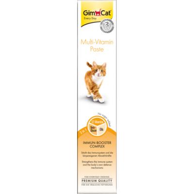 Gimcat Мультивитаминная паста для кошек
