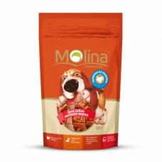 "Molina лакомство для собак мелких пород ""Палочки из индейки"""