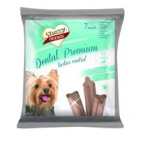 Stuzzy Dental лакомство для чистки зубов собак мелких пород