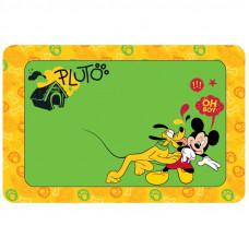 Коврик под миску Pluto & Mickey
