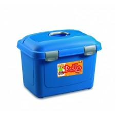 Stefanplast контейнер для хранения корма Bello 26л синий