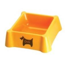 Миска квадратная для собак S