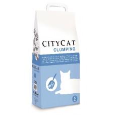 Наполнитель комкующийся для кошек Citycat
