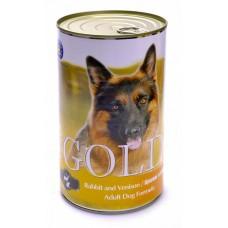 """Nero Gold корм для собак """"Кролик и оленина"""""""