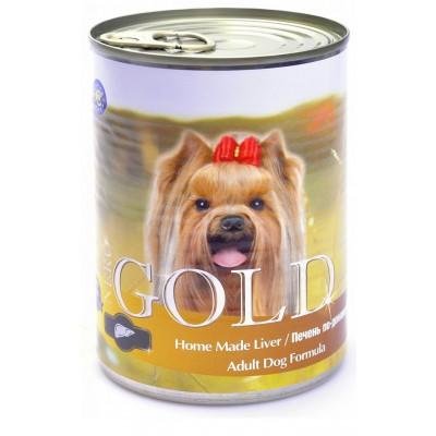 """Nero Gold корм для собак """"Печень по-домашнему"""""""