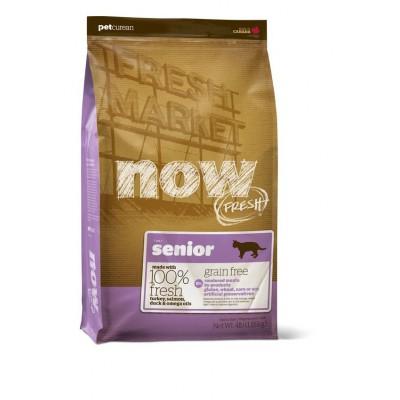 """Корм NOW Natural Holistic для кошек """"Контроль веса"""" холистик с индейкой, уткой и овощами"""