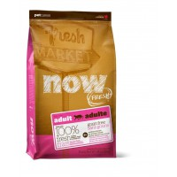 Скидка 15% на корм NOW Fresh для кошек с индейкой, уткой и овощами 1,82 кг