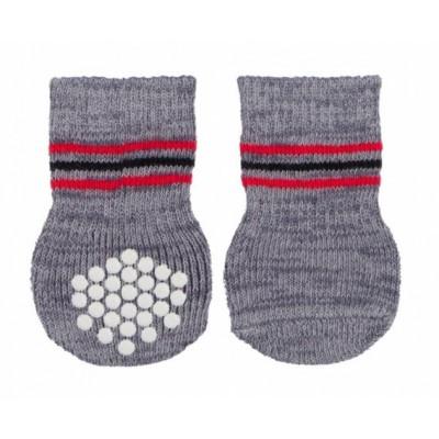 Носки для собак нескользящие размер L-XL, 2 шт