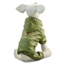Комбинезон дождевик для собак