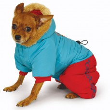 """Зимний комбинезон для собак """"Stitch"""""""
