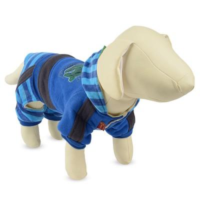 Костюм для собак с капюшоном