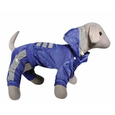 Костюм для собак со светоотражающими вставками
