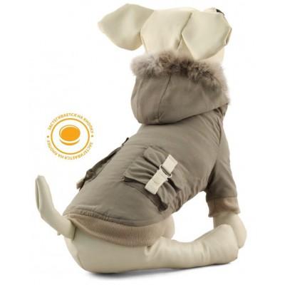 Зимняя куртка для собак