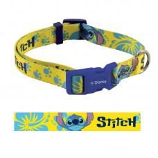 Нейлоновый ошейник для собак Stitch 15мм 25-40см