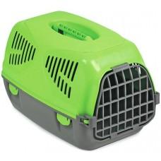 MPS переноска для животных Sirio Little 50*33,5*31см, зелёная