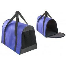 Сумка переноска для кошек маленькая туннель №0 33*19*23 см